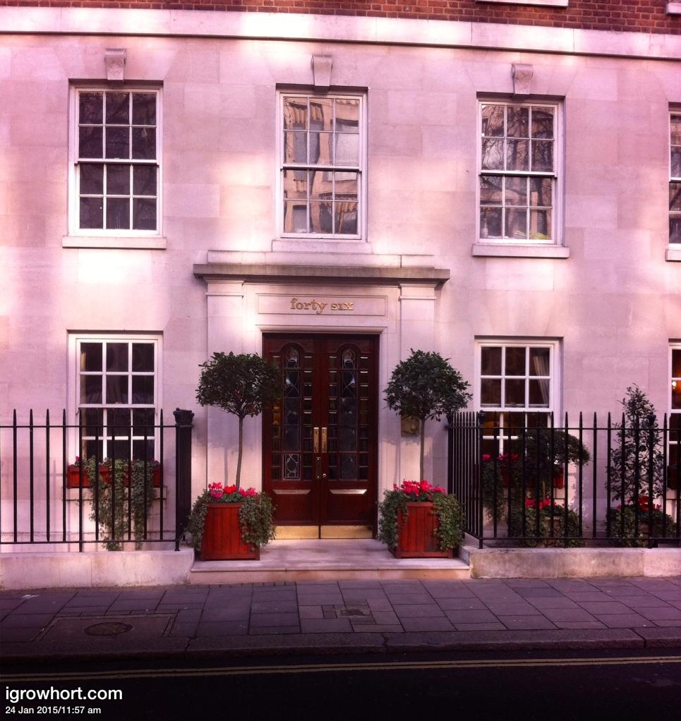 London Window Boxes