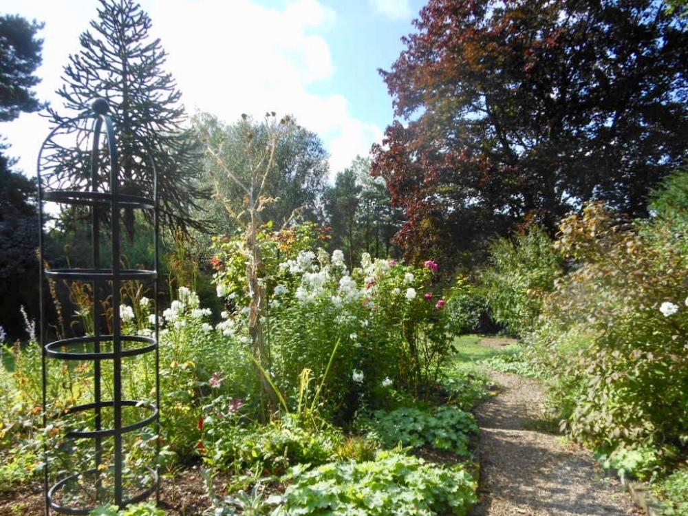 Volunteers opportunities at Dorothy Clive garden